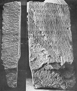 runenschrift der wikinger