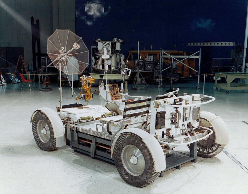 "Apollo 15 fake: The Development Of the ""Moon Car"""