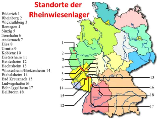vernichtungslager in deutschland