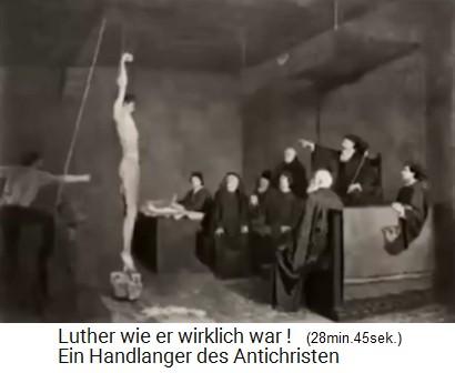 Luther Terrorist 01: Schluss mit Luther: Ein Denker wurde
