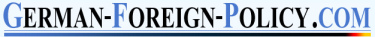 German Foreign Policy online, Logo