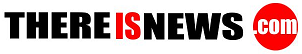 There is news.com online, Logo