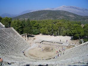 5.1. Las distancias entre los templos y santuarios en Grecia